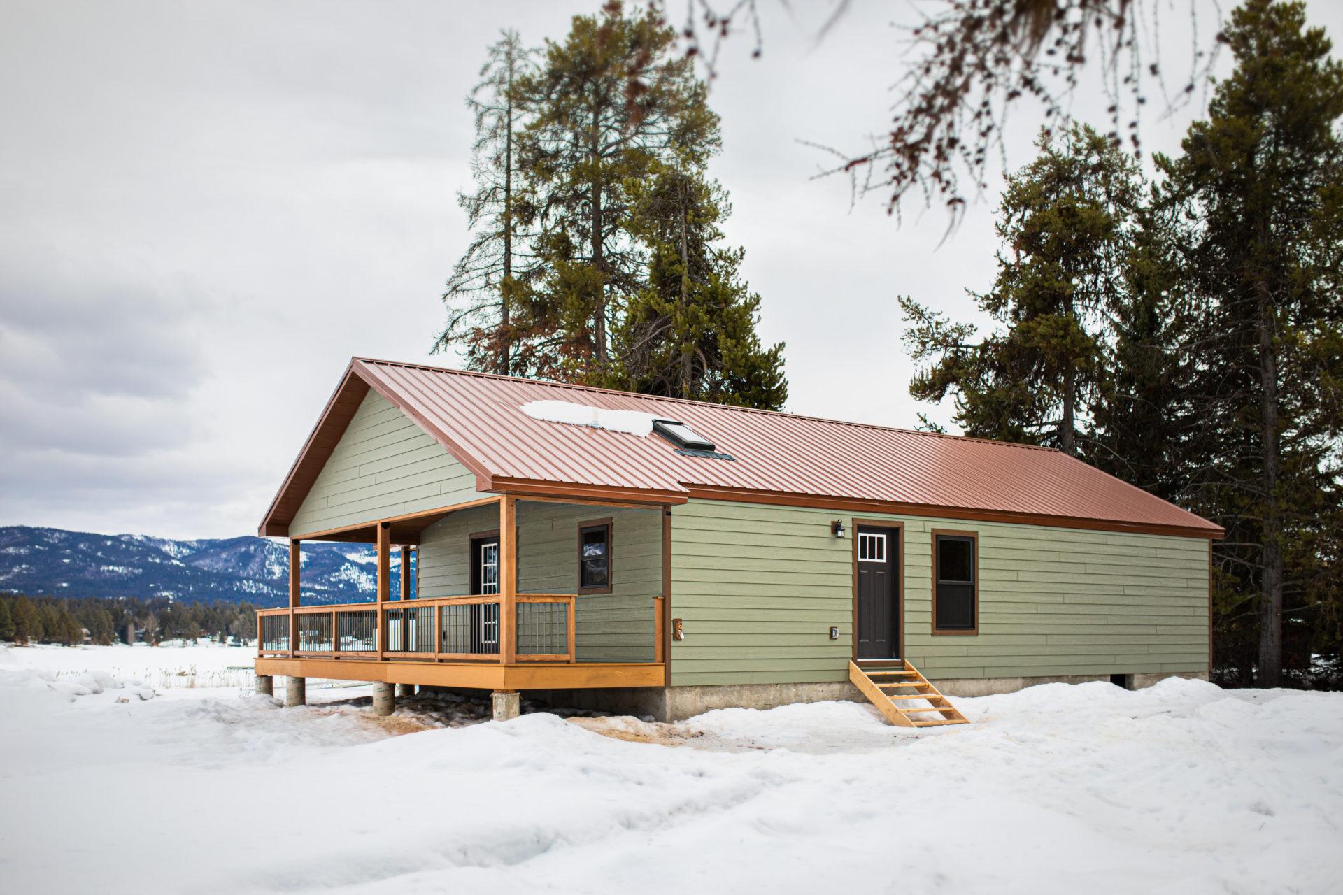 Stillwater Cabin