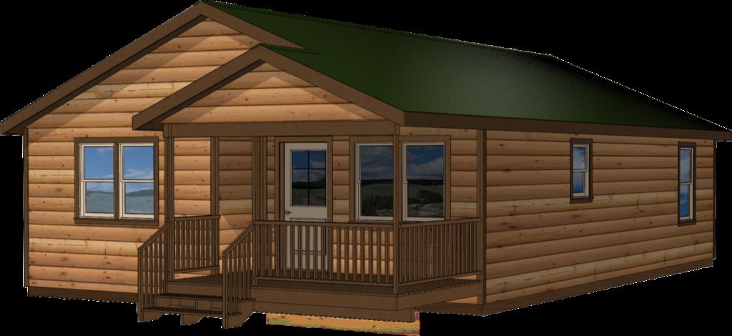 Bitterroot Cabin