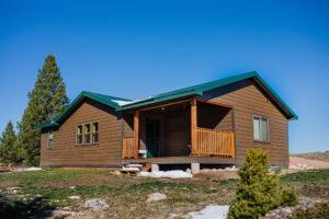 Gallatin Cabin